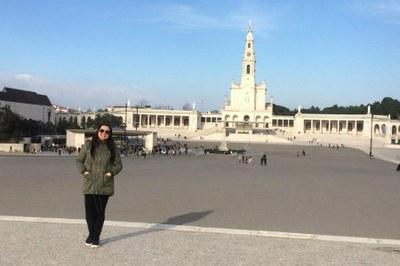 Talitha em Portugal