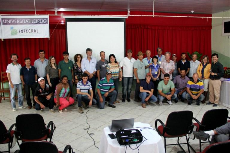 Participantes do Campo das Ideias