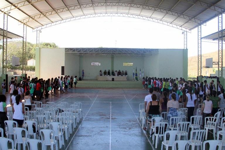 Abertura da III Mostra Esportiva dá início à V Mostra do Conhecimento.