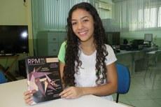 Estudante criou teorema durante o primeiro ano do curso técnico integrado em Química.