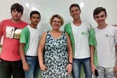 Domingos Sávio, Marcos Vinícius, Darving e André foram eleitos em votação realizada no dia 05 de maio.