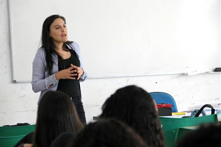 Aulas de sociologia promovem inclusão no Campus Bom Jesus