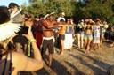 Jornada Esportiva reuniu modalidades da cultura indígena.