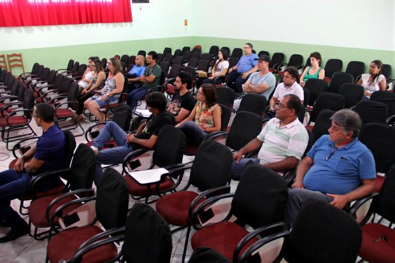 Seminário recebeu interessados no Mestrado