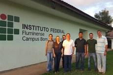 Campus Manhuaçu atende a cerca de 200 alunos atualmente.