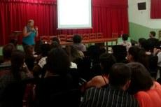 Eventos contaram com a participação de muitos pais e responsáveis.