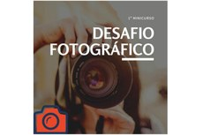 Temáticas das fotografias foram variadas e escolhidas pelos professores do curso.