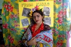 Projeto Lugar de Mulher é Onde Ela Quiser contou histórias de mulheres históricas.