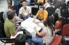 Trabalho em grupo, criatividade e inovação foram necessários para a execução da atividade proposta.