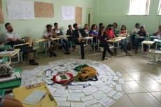 Curso está organizado no regime da Pedagogia da Alternância.