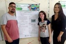Projeto foi apresentado em eventos científicos e publicado também nos anais do Congresso On-line Brasileiro de Tecnologia de Cereais e Panificação.