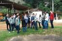 Estudantes visitam Venda Nova do Imigrante