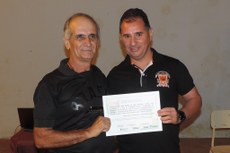 João Batista de Paula Rezende é um dos agricultores certificados pelo IFF.