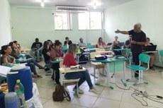 Incubadoras da UFRJ, UENF, UFF, IFRJ e CEFET-RJ, além do IFFluminense, participaram do curso.