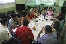 Jefferson Azevedo agradeceu a colaboração dos campi na realização do projeto.