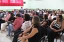 Cerimônia no Campus Bom Jesus do Itabapoana.