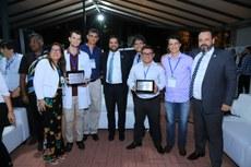 Premiação aconteceu durante a Reditec 2018, realizada em Búzios entre os dias 10 e 14 de setembro.