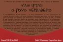 1ª Mostra de Cinema nas Aldeias Xavante: Ver, Ouvir e Debater