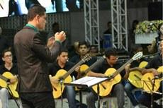 Orquestra do Campus Campos Centro participará no primeiro dia da Mostra.