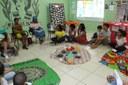 Professoras moçambicanas compartilharam experiências em oficinas literárias.