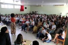 Muitas palestras, mesas redondas, minicursos e oficinas debateram a temática do evento.