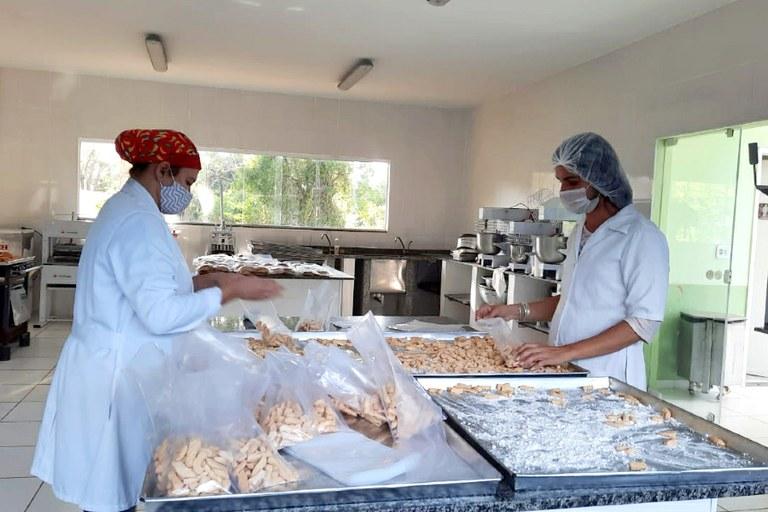 """Projeto de Extensão """"Pão e solidariedade, educação com humanidade"""""""