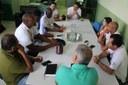Representantes do IFF e da Unimil se reuniram no dia 25 de outubro