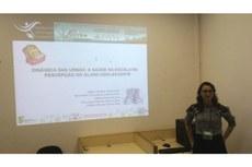 Trabalho foi baseado no retorno dos alunos a pergunta proposta pela pesquisadora.
