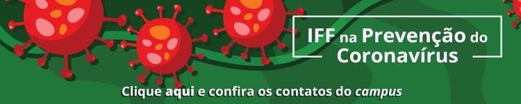 Campus Cabo Frio disponibiliza contatos para atendimento online