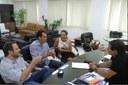 Diretor geral realiza parceria com prefeitura de Cabo Frio para Parque Tecnológico