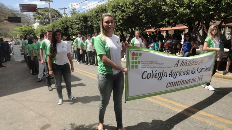 Desfile de Sete de Setembro - 2014