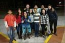 Estudantes participam da 23ª Agrishow