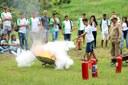 IFF Cambuci promove palestra sobre prevenção e combate a incêndios