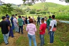 O evento contou com a presença de aproximadamente 81 pessoas.