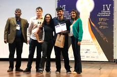 Pesquisa desenvolvida no IFF Campus Cambuci em Parceria com a UFRRJ é premiada