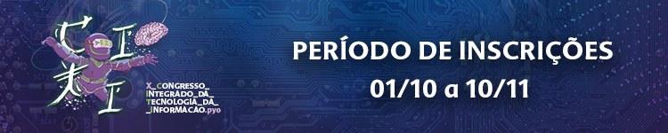 10º Congresso Integrado de Tecnologia da Comunicação