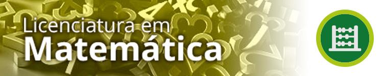 Topo Curso de Licenciatura Matematica