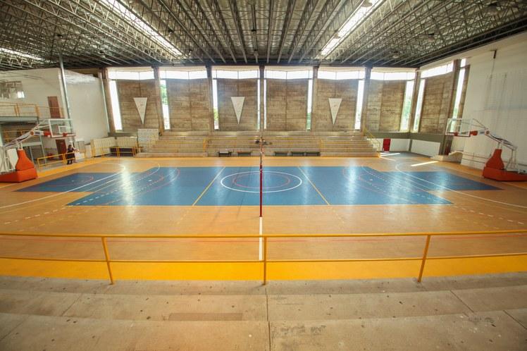 Ginásio Poliesportivo (quadra)