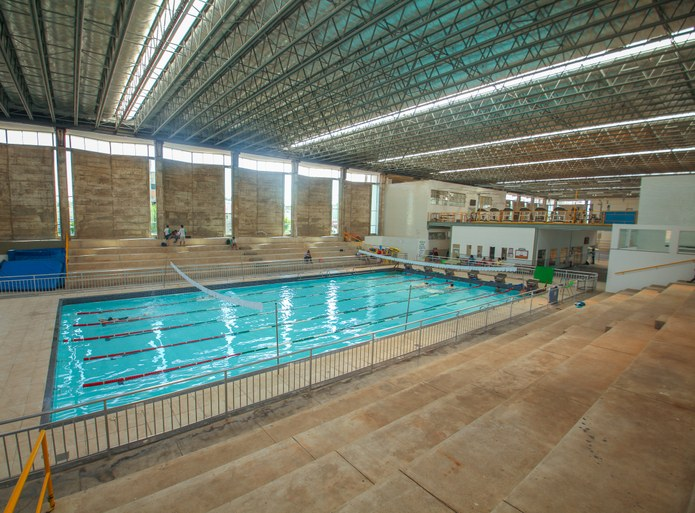 Ginásio Poliesportivo (piscina)