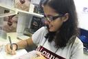 Aluna do IFF Campos Centro lança livro na Bienal do Rio