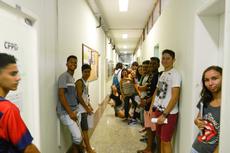 Os estudantes terão acesso a sítios históricos e à natureza (Foto: Raphaella Cordeiro/Comunicação Social)