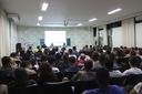 """Alunos e professores debatem sobre """"Estado, política e o cenário atual para a educação no Brasil: desafios e enfrentamentos"""""""