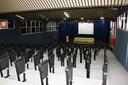 Auditório Cristina Bastos passa troca dos assentos