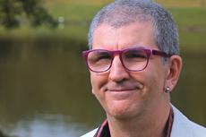 O professor e escritor Marcos Bagno (Foto: reprodução)