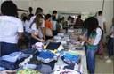O Bazar Sustentável fez muito sucesso durante a 22ª Semana do Saber Fazer Saber, em novembro.