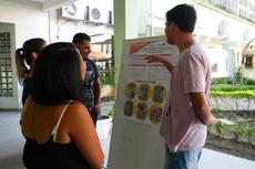 Trabalhos foram apresentados ao longo do dia (Fotos: Raphaella Cordeira/Comunicação Social)
