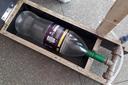 Bomba de álcool em gel com garrafa PET é desenvolvida pelo IFF Campos Centro