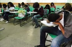 Estudantes fazem a prova aplicada no dia 5 de junho (Fotos: Antonio Barros/Comunicação Social)