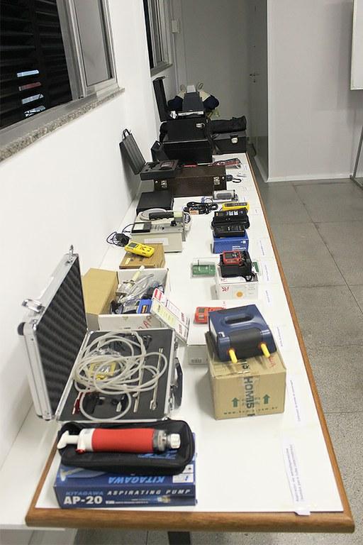 Laboratório de Segurança no Trabalho