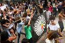 Manifestação contra racismo